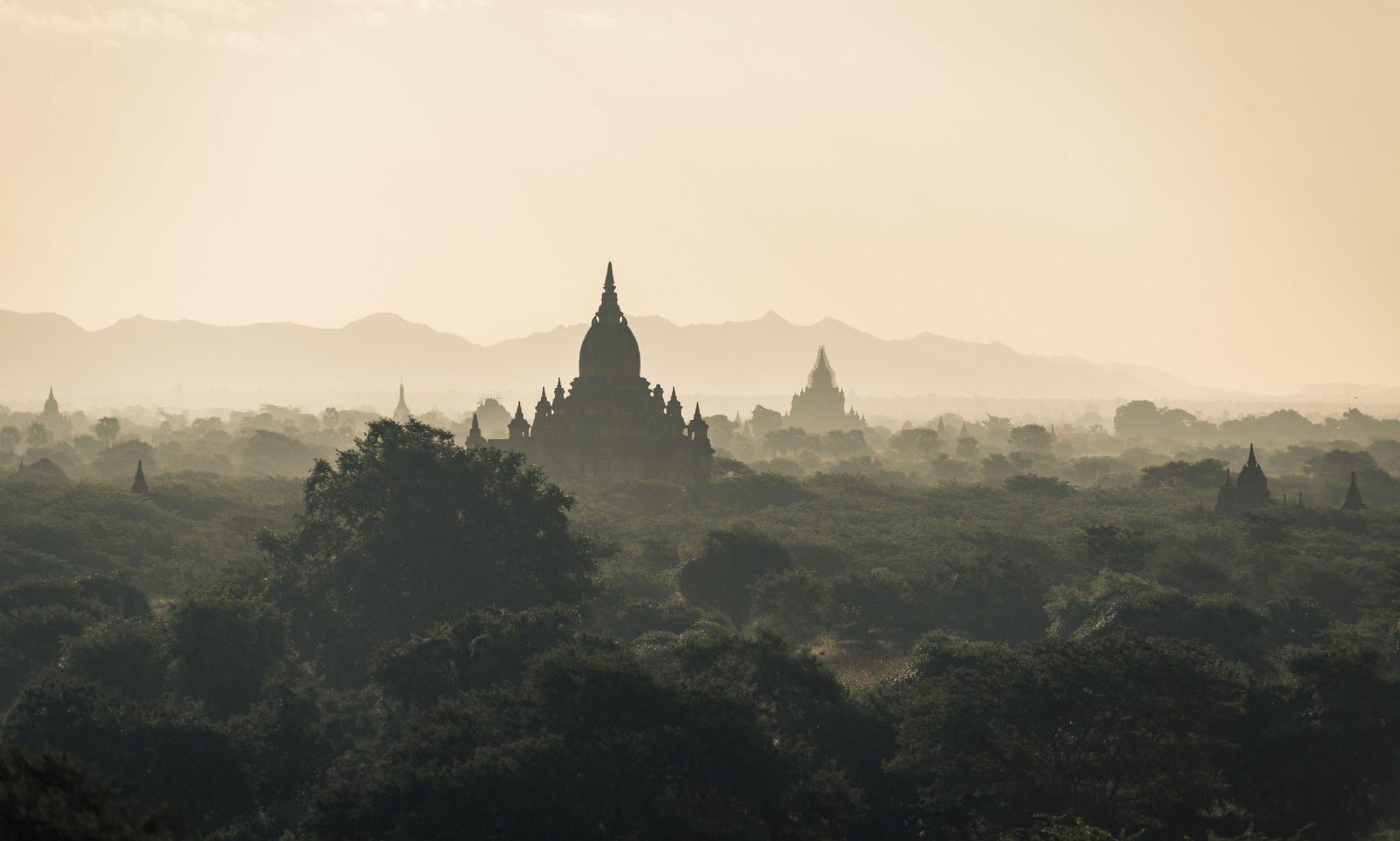 Yangon Abuzz